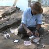 Bill mixing clays