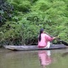 Amazon-woman-in-boat